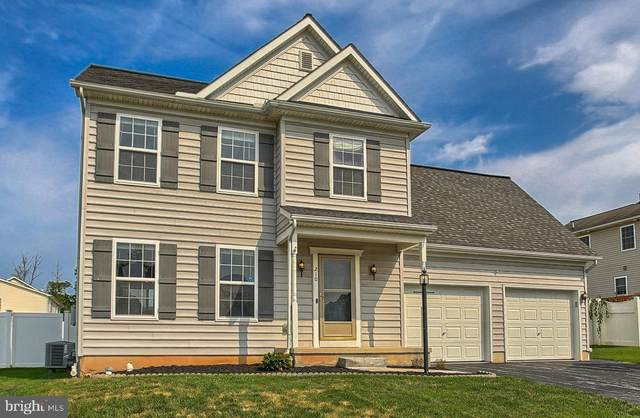 210 Jewel Drive, YORK, PA 17404 (#PAYK2002780) :: Iron Valley Real Estate