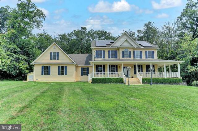5361 Walkerwood Court, MANCHESTER, MD 21102 (#MDCR2001092) :: Better Homes Realty Signature Properties