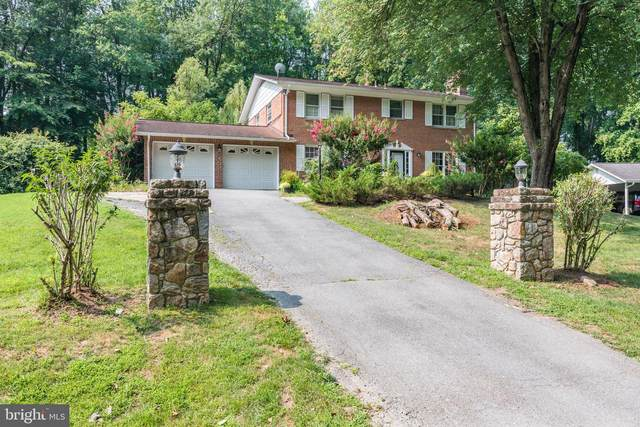 408 Beaumont Road, SILVER SPRING, MD 20904 (#MDMC2007068) :: Shamrock Realty Group, Inc