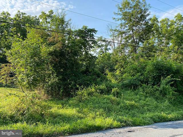 0 Hilltop Road, TEMPLE, PA 19560 (#PABK2001902) :: The Lutkins Group
