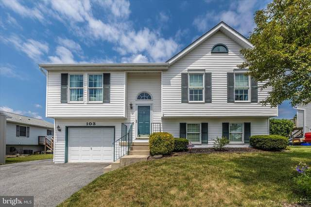 103 Colliery Drive, THURMONT, MD 21788 (#MDFR2002682) :: Corner House Realty