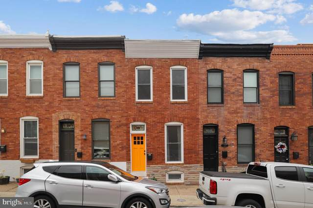 524 S Streeper Street, BALTIMORE, MD 21224 (#MDBA2005294) :: The Dailey Group
