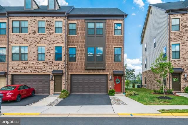 3128 Alan Shepard Street, HERNDON, VA 20171 (#VAFX2009892) :: Debbie Dogrul Associates - Long and Foster Real Estate