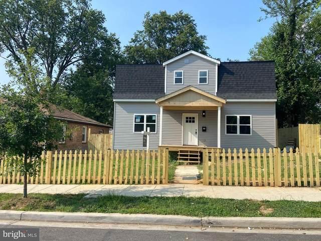 4234 Dix Street NE, WASHINGTON, DC 20019 (#DCDC2005710) :: Pearson Smith Realty