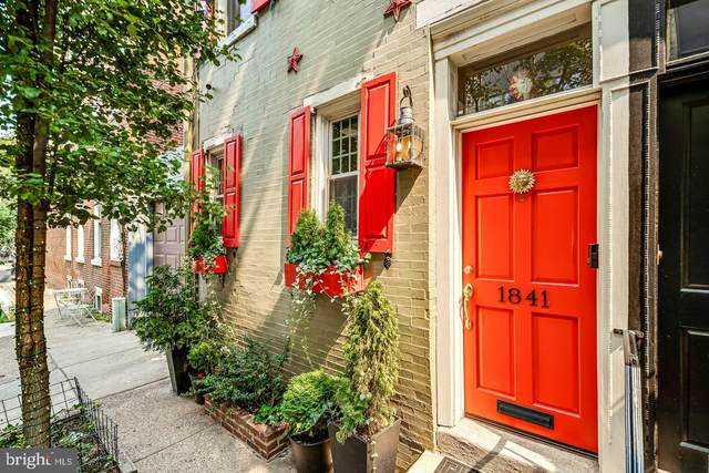 1841 Addison Street, PHILADELPHIA, PA 19146 (#PAPH2012938) :: Pearson Smith Realty