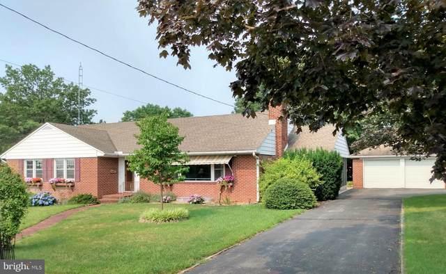 315 Glen Street, CHAMBERSBURG, PA 17201 (#PAFL2000952) :: Peter Knapp Realty Group