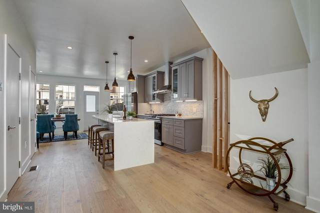 1213 17TH Street NE, WASHINGTON, DC 20002 (#DCDC2005730) :: Sunrise Home Sales Team of Mackintosh Inc Realtors