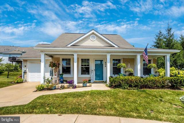 806 Roller Coaster Court, MOUNT AIRY, MD 21771 (#MDCR2001108) :: McClain-Williamson Realty, LLC.