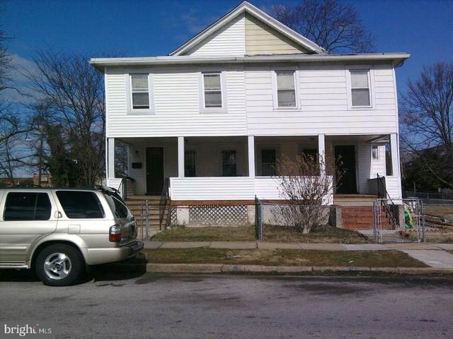 4002 Hayward Avenue, BALTIMORE, MD 21215 (#MDBA2005324) :: Shawn Little Team of Garceau Realty