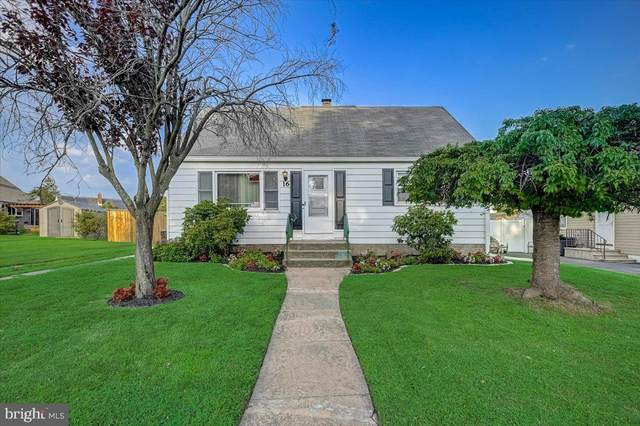 16 Olden Terrace, HAMILTON, NJ 08610 (#NJME2002318) :: Better Homes Realty Signature Properties