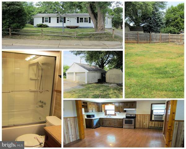 739 Spruce Street, HAGERSTOWN, MD 21740 (#MDWA2001002) :: Charis Realty Group