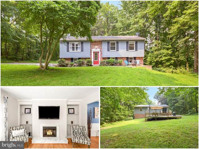 5616 Olde Oak Drive, MOUNT AIRY, MD 21771 (#MDCR2001114) :: Better Homes Realty Signature Properties