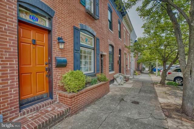 2121 Bank Street, BALTIMORE, MD 21231 (#MDBA2005328) :: Crossman & Co. Real Estate