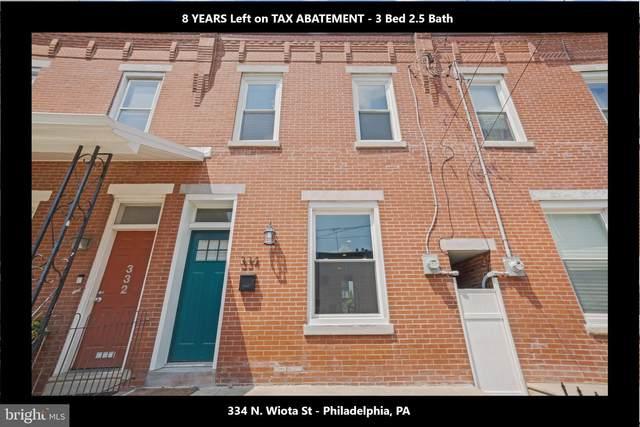 334 N Wiota Street, PHILADELPHIA, PA 19104 (#PAPH2012996) :: The Dailey Group