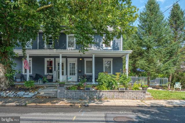 101 N 21ST Street, CAMP HILL, PA 17011 (#PACB2001498) :: Better Homes Realty Signature Properties