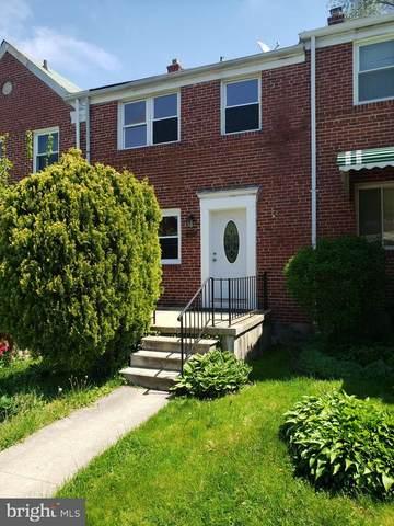 4715 Wrenwood Avenue, BALTIMORE, MD 21212 (#MDBA2005350) :: Talbot Greenya Group
