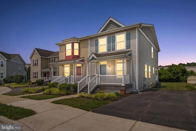 423 Gandy Dancer Court, HAGERSTOWN, MD 21740 (#MDWA2001010) :: Shamrock Realty Group, Inc