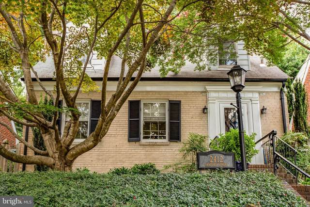 2412 Sanford Street, ALEXANDRIA, VA 22301 (#VAAX2001744) :: Arlington Realty, Inc.