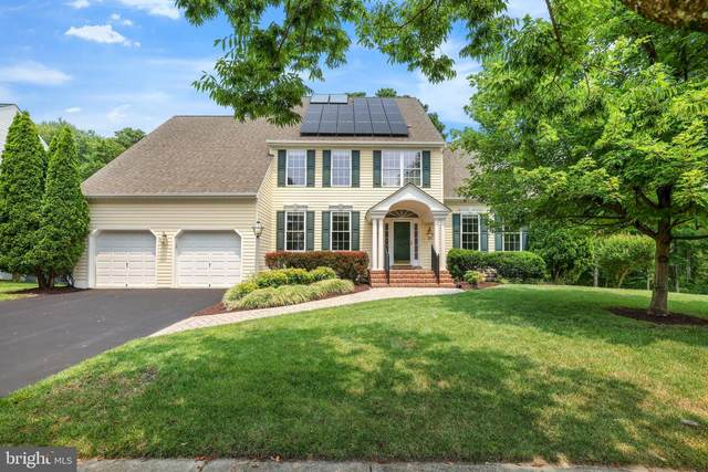 424 Blairfield Court, SEVERN, MD 21144 (#MDAA2004428) :: Better Homes Realty Signature Properties