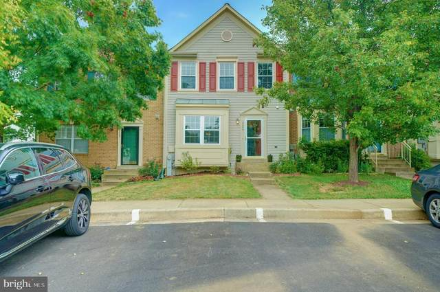 9309 Ridings Way, LAUREL, MD 20723 (#MDHW2002302) :: Century 21 Dale Realty Co