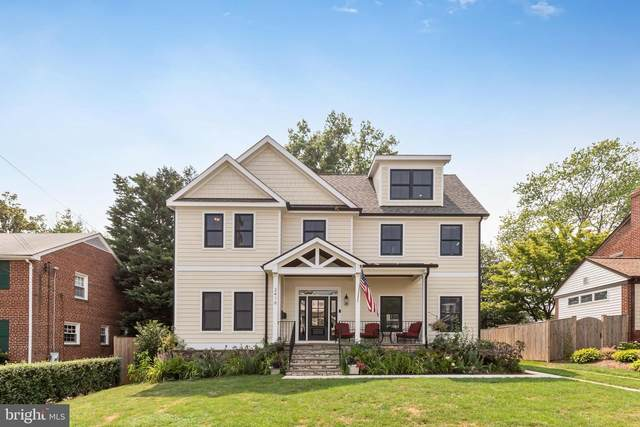 2416 N Quantico Street, ARLINGTON, VA 22207 (#VAAR2002392) :: Sunrise Home Sales Team of Mackintosh Inc Realtors