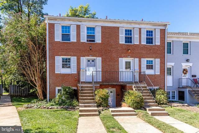 158-C Fairfield Drive, WARRENTON, VA 20186 (#VAFQ2000652) :: Colgan Real Estate