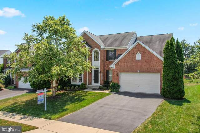 18011 Red Rocks Drive, GERMANTOWN, MD 20874 (#MDMC2007214) :: Century 21 Dale Realty Co
