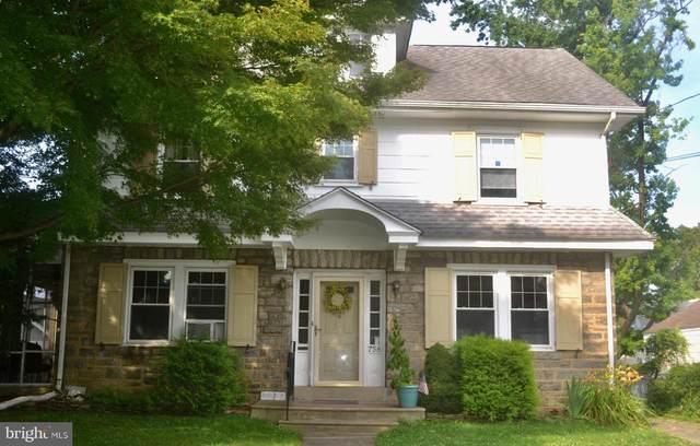 758 Concord Avenue, DREXEL HILL, PA 19026 (#PADE2003282) :: Talbot Greenya Group