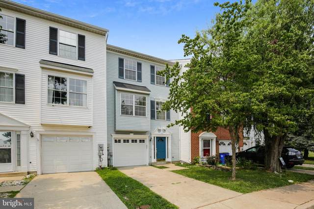 5509 Oberlin Place, FREDERICK, MD 21703 (#MDFR2002738) :: Talbot Greenya Group