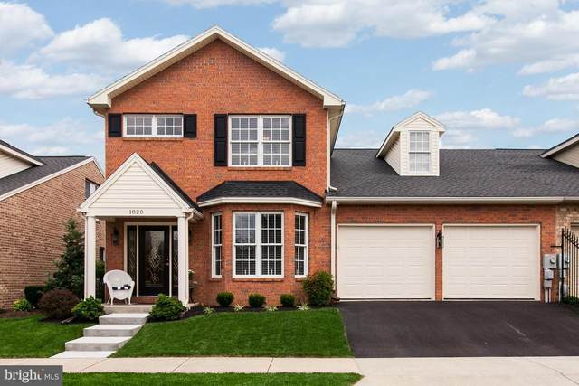 1820 Meridian Drive, HAGERSTOWN, MD 21742 (#MDWA2001020) :: The Maryland Group of Long & Foster Real Estate