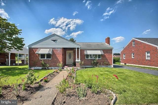 4904 Virginia Avenue, HARRISBURG, PA 17109 (#PADA2001532) :: The Craig Hartranft Team, Berkshire Hathaway Homesale Realty