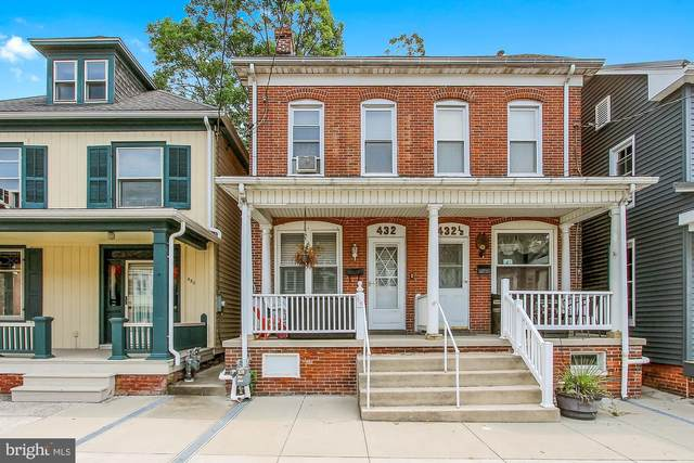 432 Baltimore Street, HANOVER, PA 17331 (#PAYK2002852) :: Sunrise Home Sales Team of Mackintosh Inc Realtors