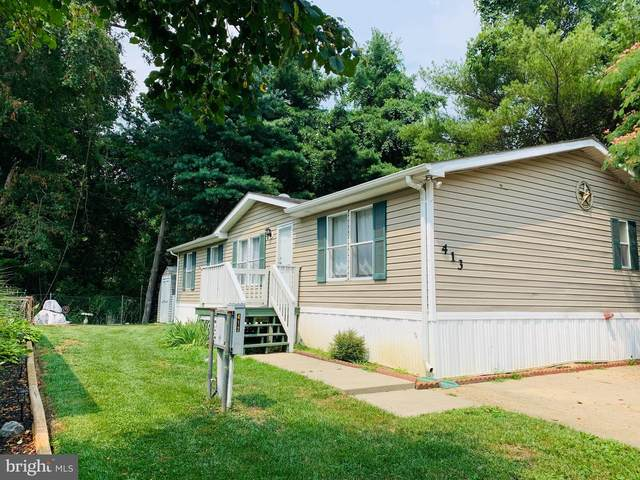 413 Boones Drive, LOTHIAN, MD 20711 (#MDAA2004462) :: Great Falls Great Homes