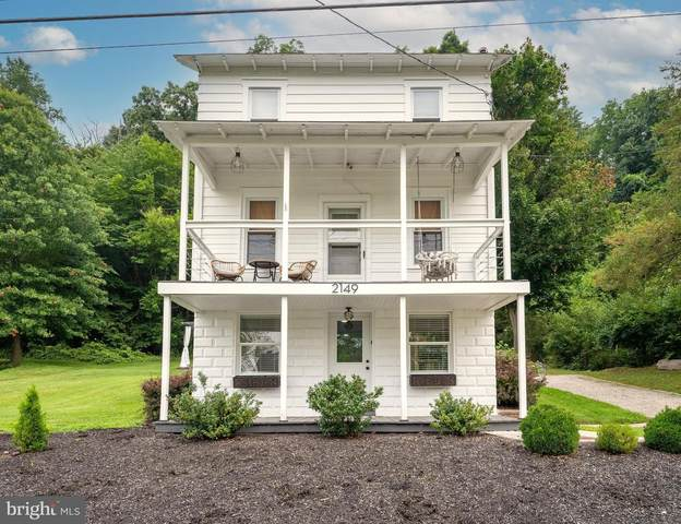 2149 Old Lancaster Pike, REINHOLDS, PA 17569 (#PABK2001936) :: Charis Realty Group