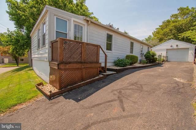 25 Morse, EWING, NJ 08638 (#NJME2002372) :: Better Homes Realty Signature Properties