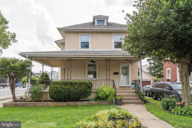 282 N Spring Garden Street, AMBLER, PA 19002 (MLS #PAMC2005204) :: Kiliszek Real Estate Experts
