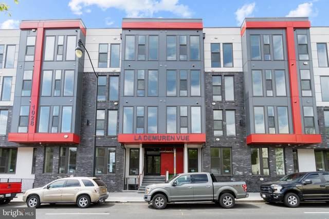1028 Bladensburg Road NE #55, WASHINGTON, DC 20002 (#DCDC2005852) :: Sunrise Home Sales Team of Mackintosh Inc Realtors