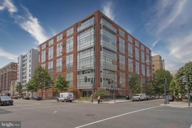 1300 N Street NW #709, WASHINGTON, DC 20005 (#DCDC2005864) :: SURE Sales Group