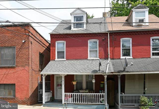 413 Howard Avenue, LANCASTER, PA 17602 (#PALA2002410) :: Keller Williams Realty - Matt Fetick Team