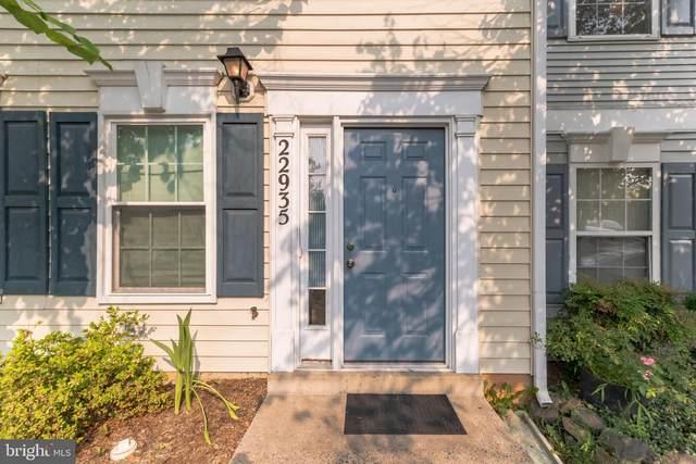 22935 Whitehall Terrace, STERLING, VA 20166 (#VALO2004022) :: Grace Perez Homes