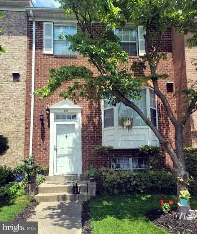 89 Travis Court, GAITHERSBURG, MD 20879 (#MDMC2007272) :: Murray & Co. Real Estate