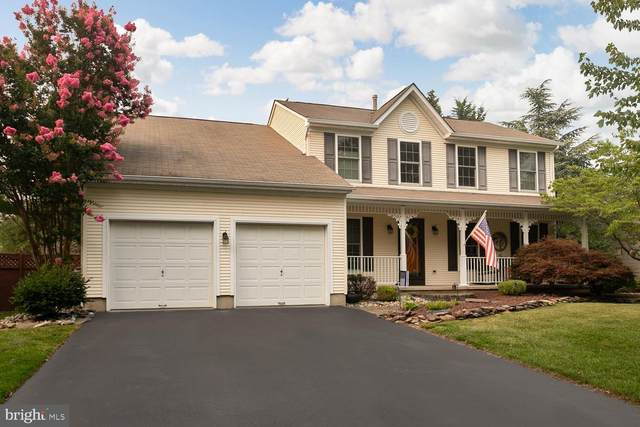 8 Marjorie Way, HAMILTON, NJ 08690 (#NJME2002392) :: Better Homes Realty Signature Properties