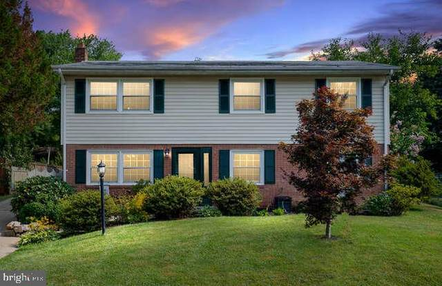 4408 Kentmore Drive, WOODBRIDGE, VA 22193 (#VAPW2003934) :: Better Homes Realty Signature Properties