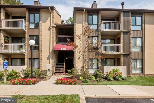 5915 Tamar Drive #9, COLUMBIA, MD 21045 (#MDHW2002338) :: Charis Realty Group