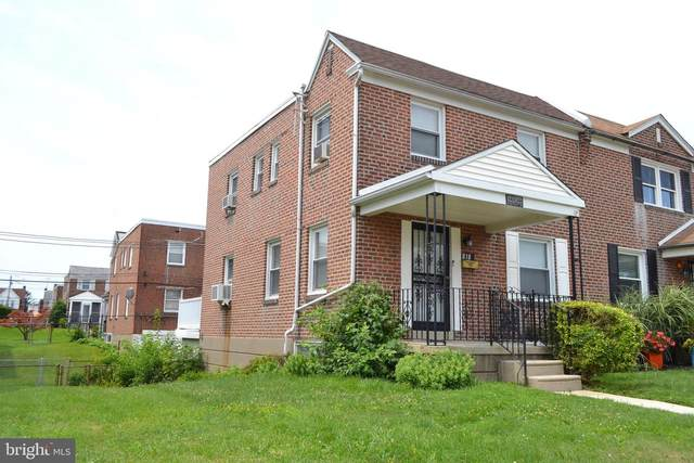 818 Arbor Road, LANSDOWNE, PA 19050 (#PADE2003326) :: Keller Williams Realty - Matt Fetick Team