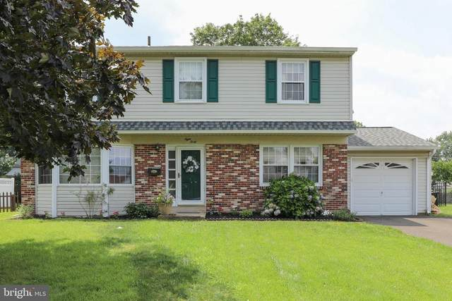 840 Meadowood Lane, WARMINSTER, PA 18974 (#PABU2003728) :: Better Homes Realty Signature Properties