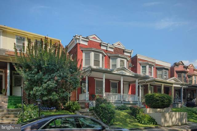 157 Royal Terrace, HARRISBURG, PA 17103 (#PADA2001548) :: The Jim Powers Team