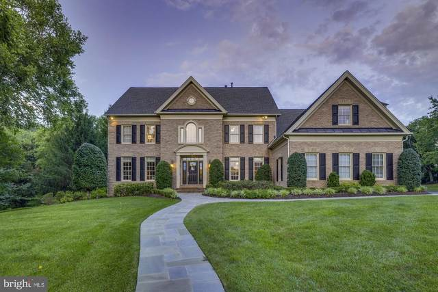 1805 Pillory Drive, VIENNA, VA 22182 (#VAFX2010174) :: Debbie Dogrul Associates - Long and Foster Real Estate