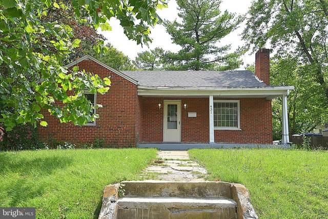 431 Virginia Avenue, WINCHESTER, VA 22601 (#VAWI2000264) :: Pearson Smith Realty