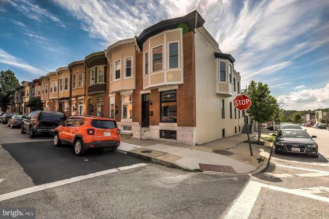 100 S Ellwood Avenue, BALTIMORE, MD 21224 (#MDBA2005460) :: The Dailey Group